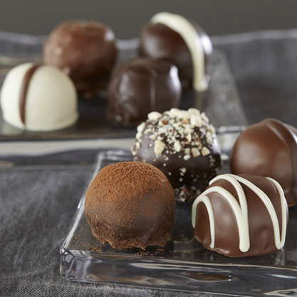 Fannie May Truffles