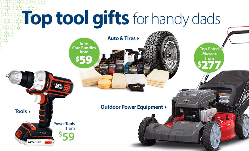 Walmart Tools for Dad