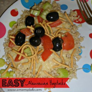 Easy Hawaiian Haystacks Recipe