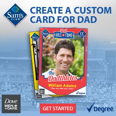 Daddy Baseball Cards