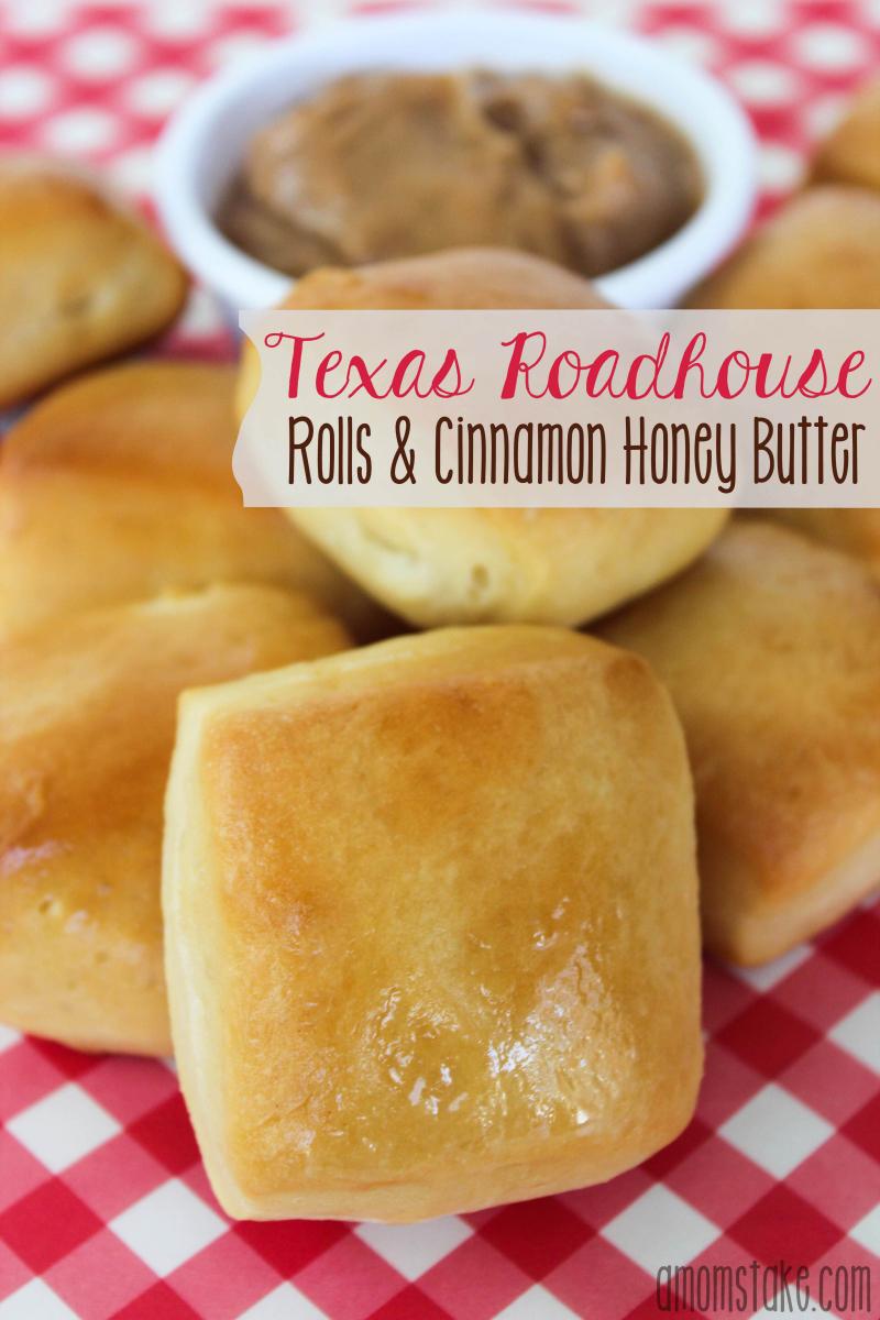 Texas Roadhouse Bread recipe