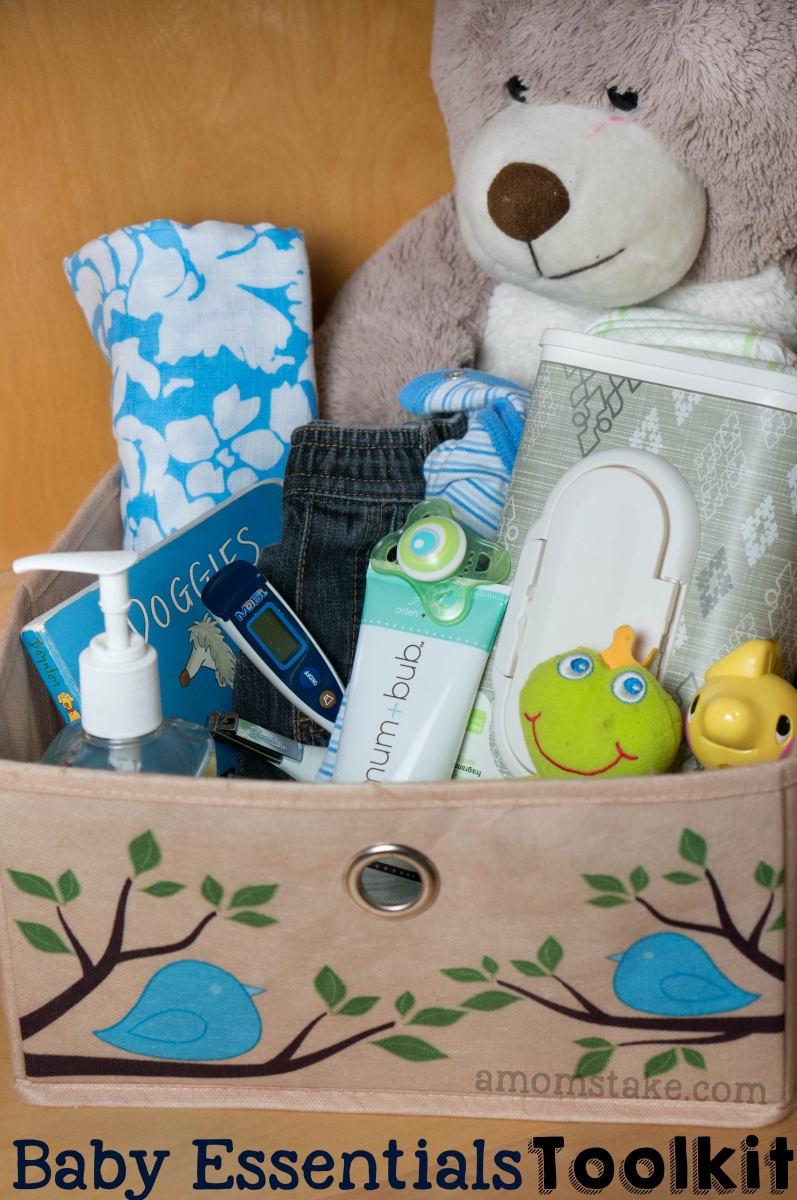 Baby Essentials Toolkit