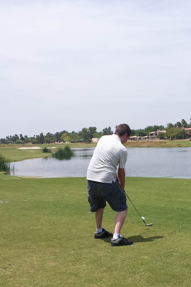 Camelback Inn Golf Ambiente