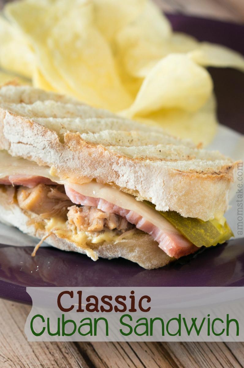 Classic Cuban Sandwich