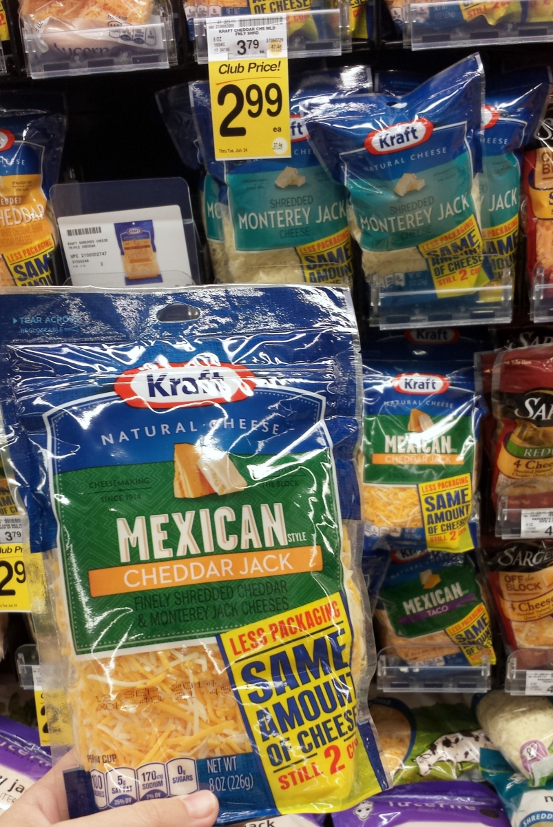 Kraft Mexican