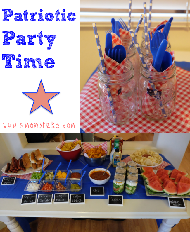 Patriotic Party Time Ideas