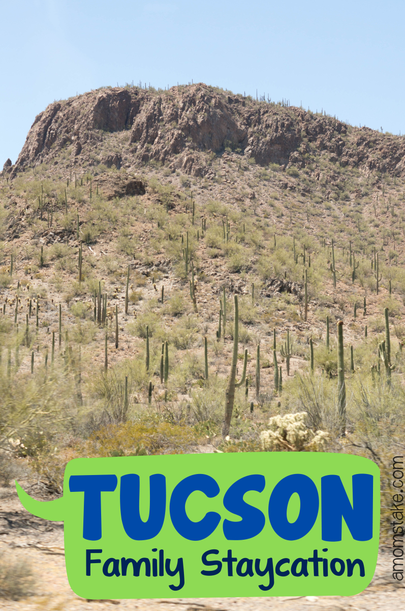 Tucson Staycation