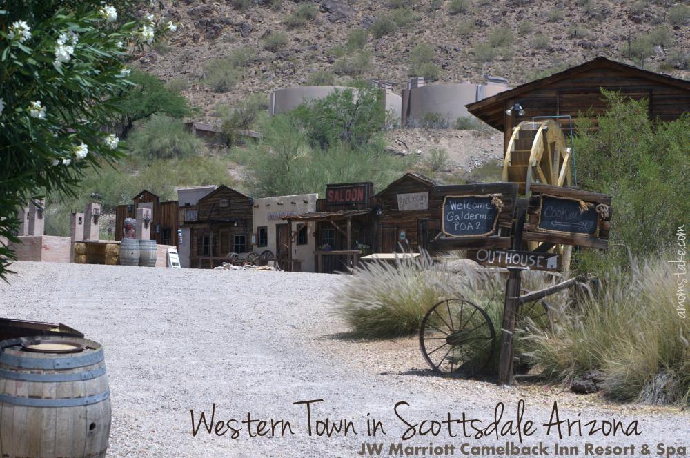 Western Town Scottsdale Arizona