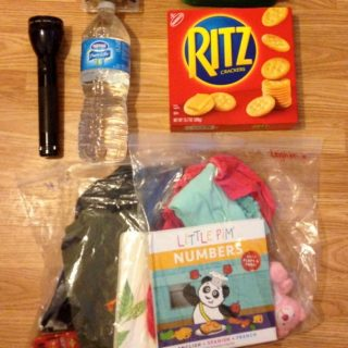 Car Emergency Kit Essentials