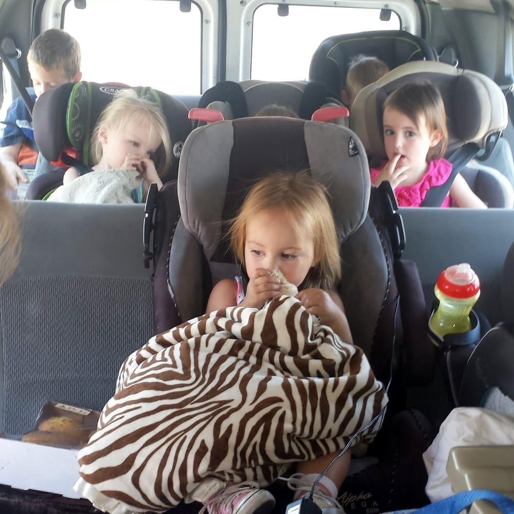 Camping Car Loaded