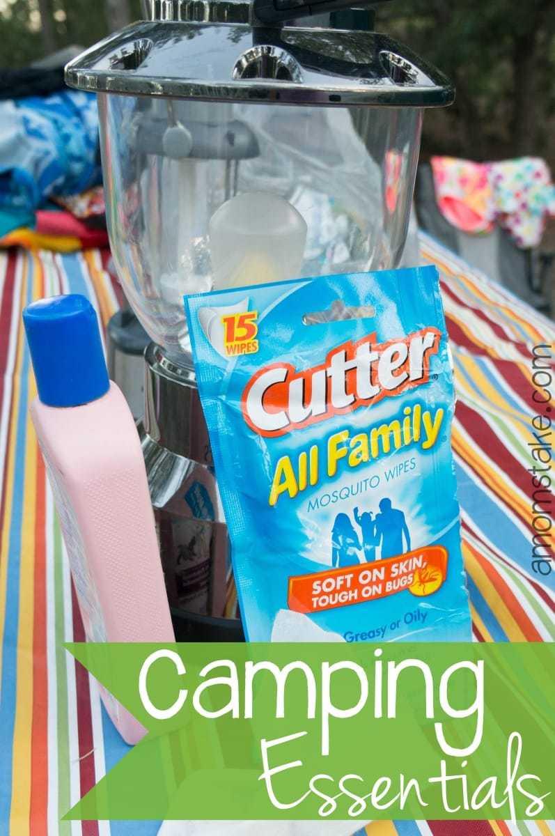 Camping Essentials List