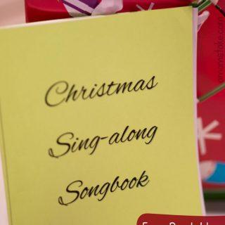 Christmas Songbook – Free PDF Printable!