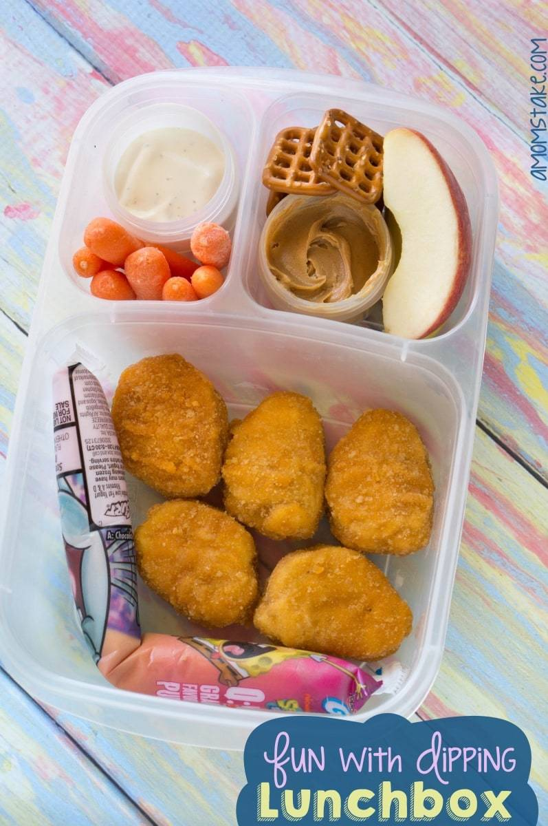 Dipping Fun Lunchbox