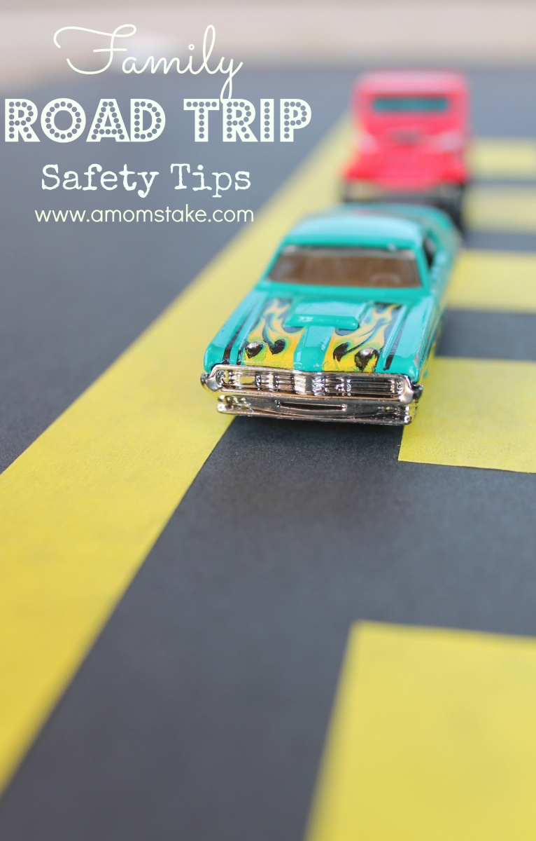 road trip safety