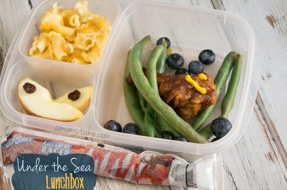 Under Sea Lunchbox