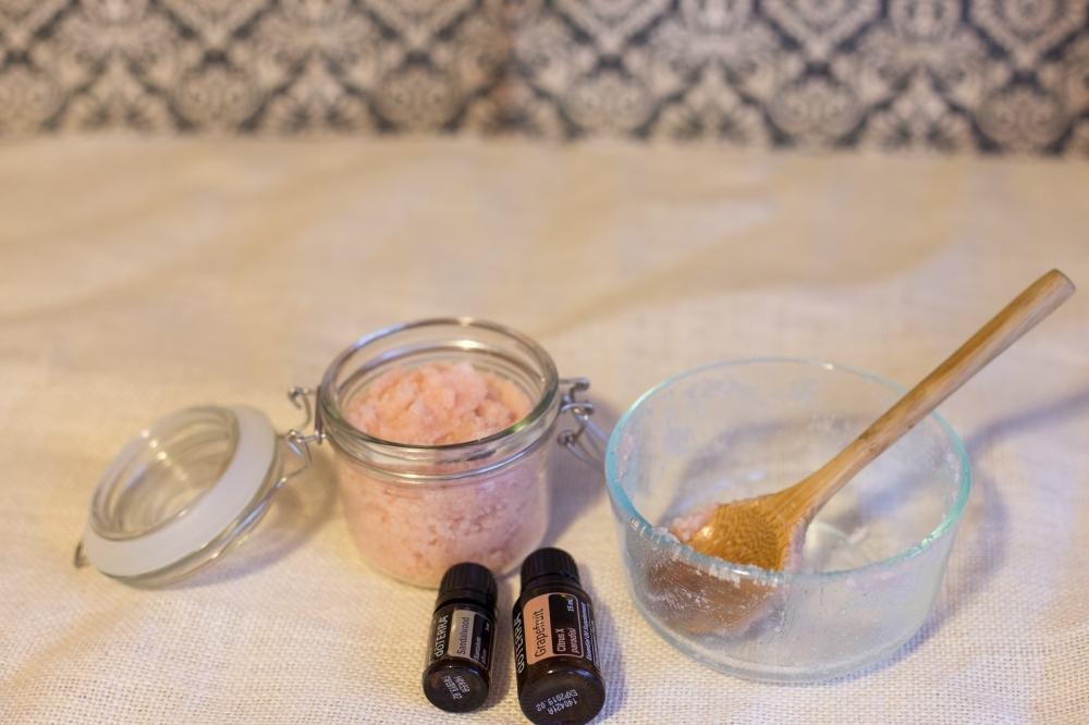 Healing Himalayan Salt Scrub