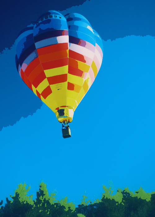 Air Balloon Printable