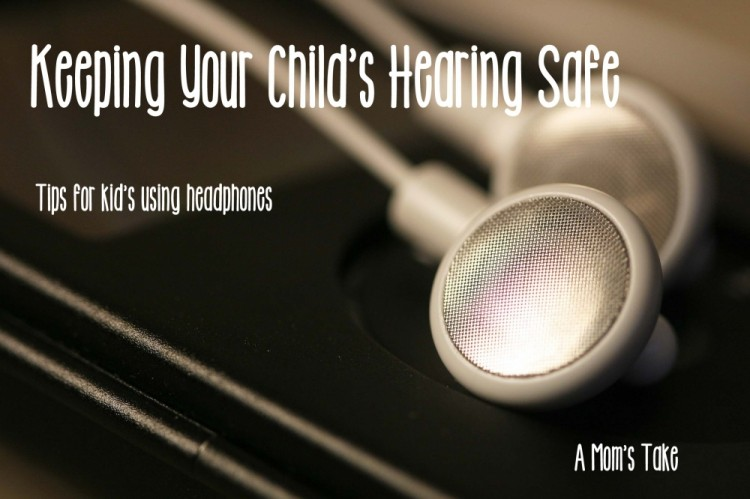 Keeping your child's hearing safe
