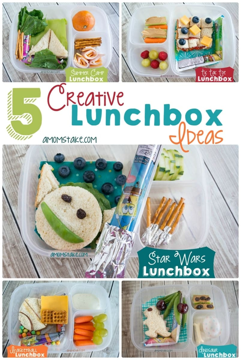 5 Summer Lunchbox Ideas