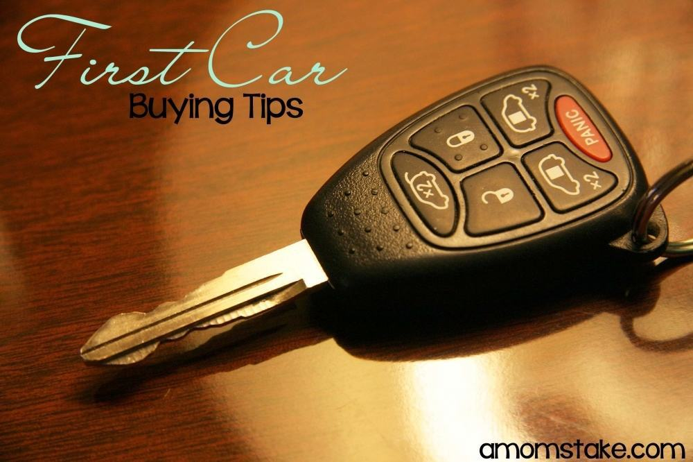 Buying Your First Car Tips