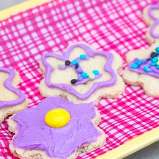 Easy Cookie Platter Mother's Day Gift