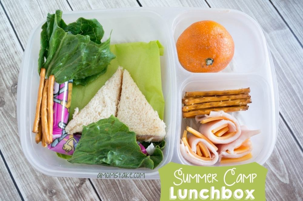 Summer Camp Lunchbox