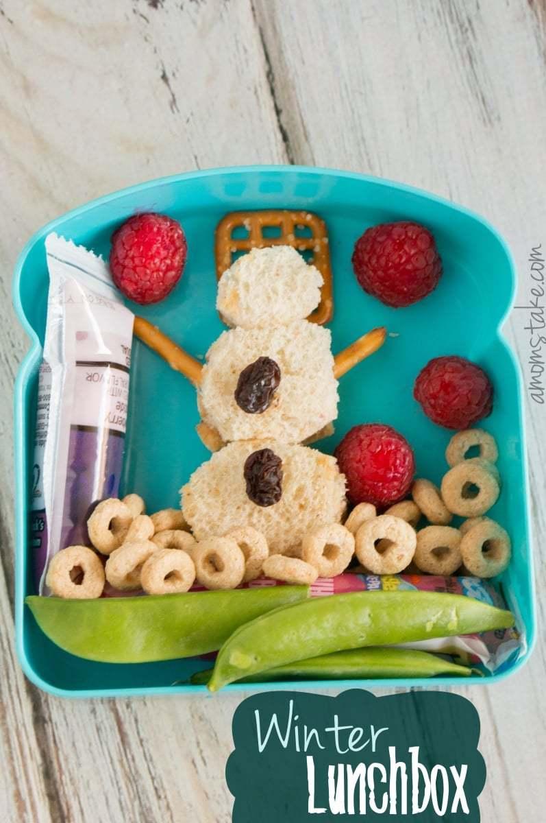 Winter Lunchbox Bento