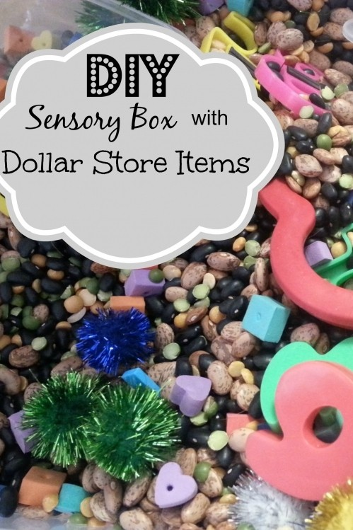 DIY Sensory Box