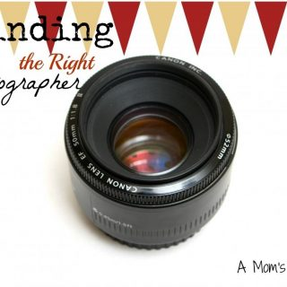 Finding the Right Photographer