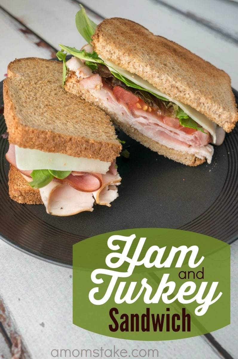 Ham and Turkey Sandwich