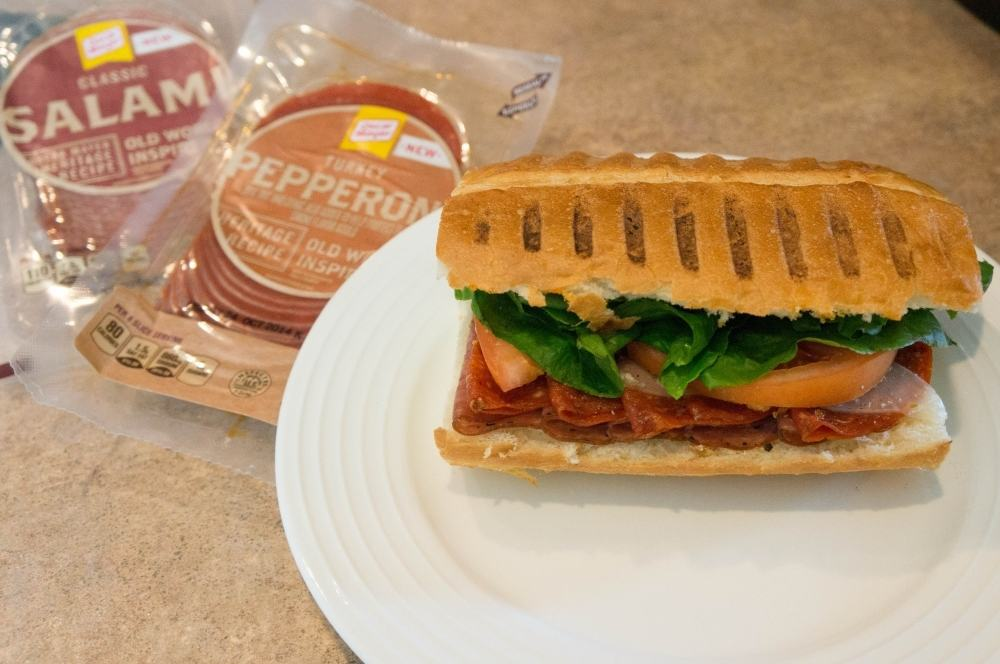 how to make a spicy italian sub