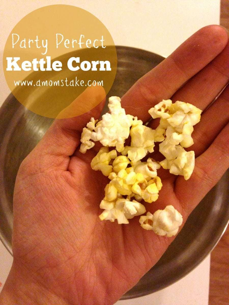 Kettle Corn Title