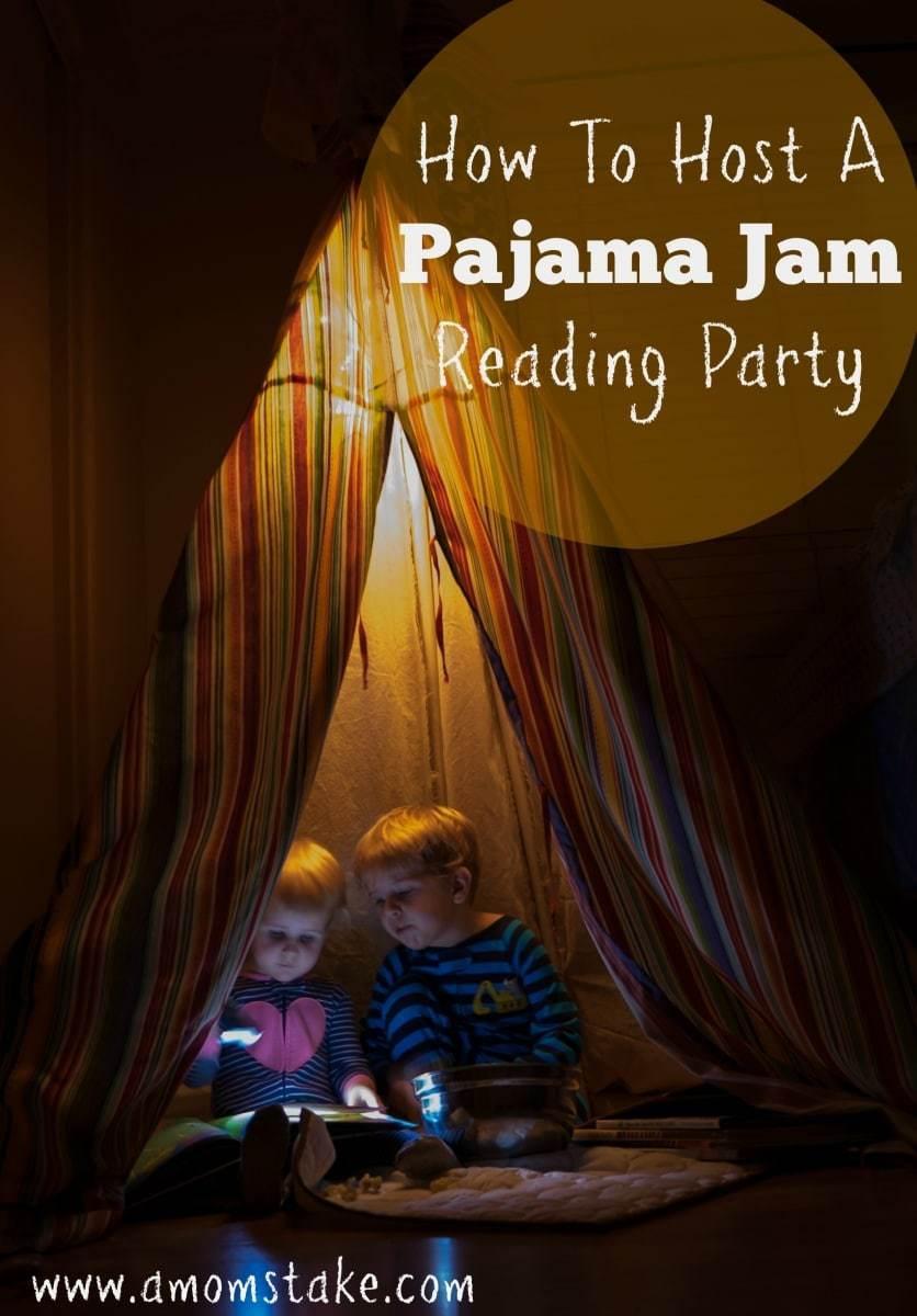 Pajama Jam Title