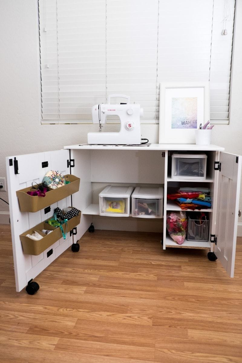 Sewing Table-1