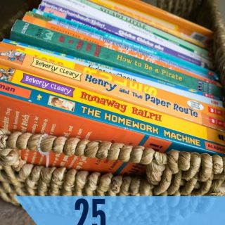 25 Great Read Aloud Chapter Books