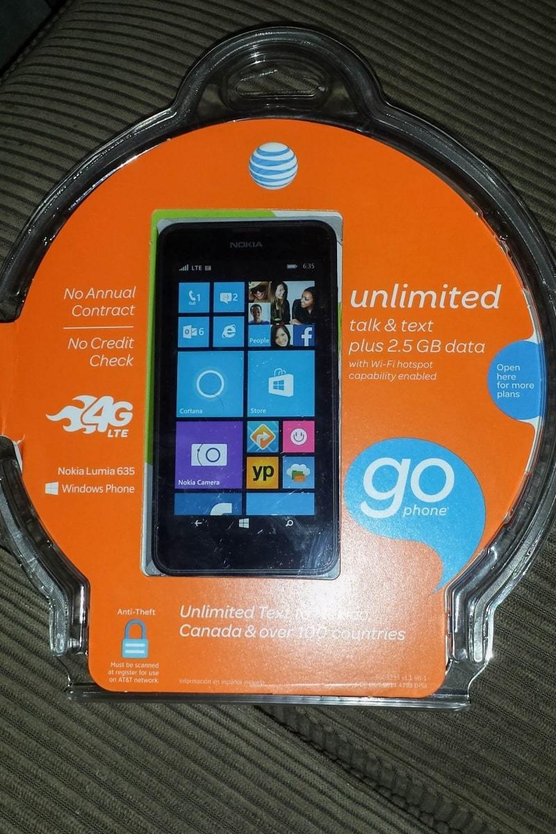 ATT GoPhone 31