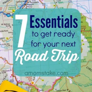7 Essentials for Your Next Road Trip