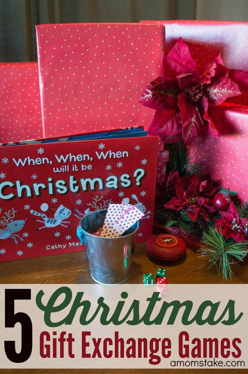 The 5 Best Christmas Gift Exchange Games - A Mom\'s Take