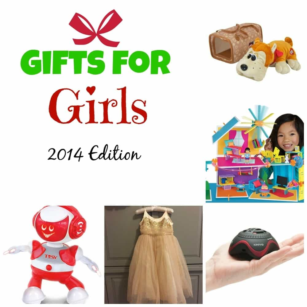 Great Gifts For Girls 2014 A Mom 39 S Take