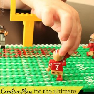 Creative Play for the Ultimate Sports Lover + Giveaway