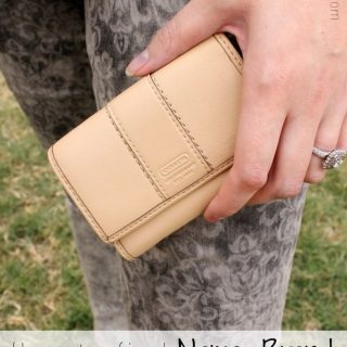 Finding Name Brand Fashion on a Budget