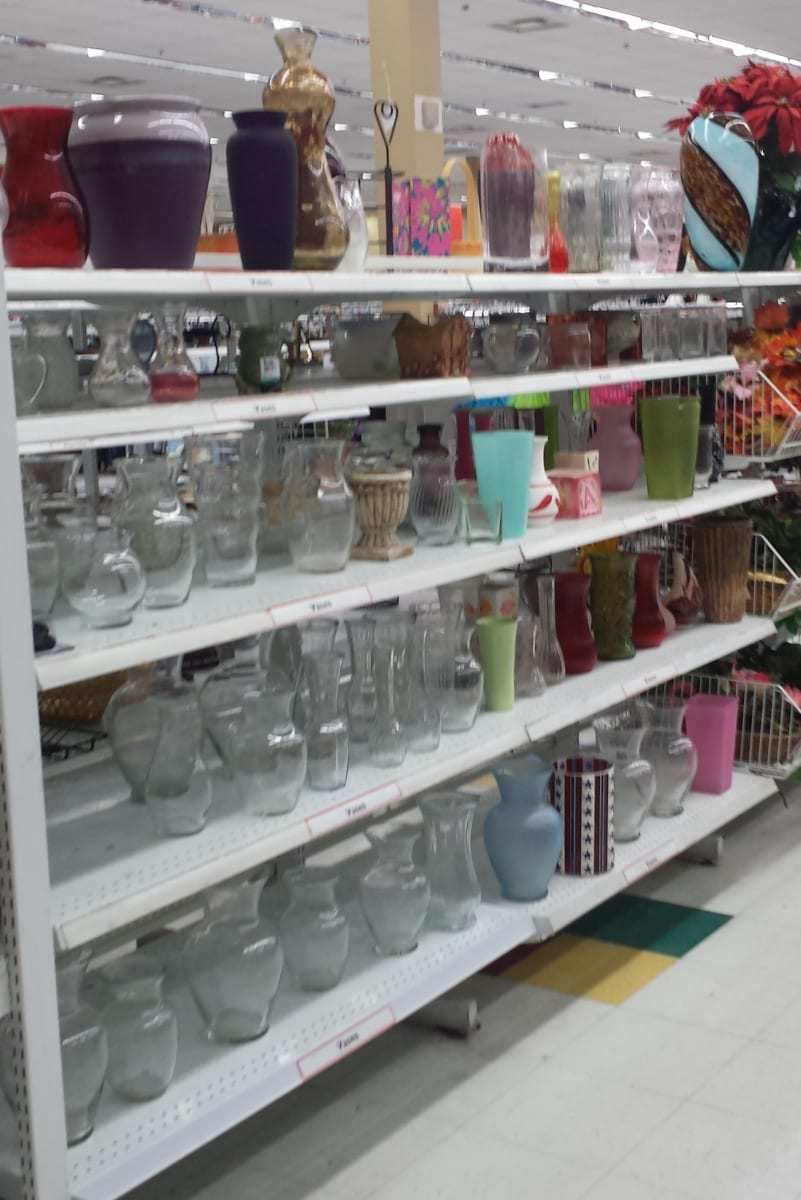 Savers Vases
