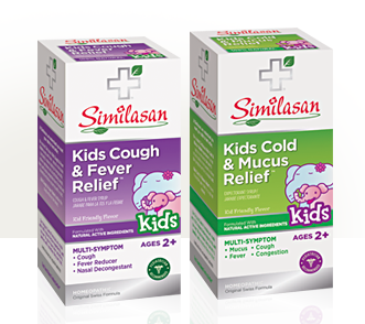 Give your toddler relief from congestion