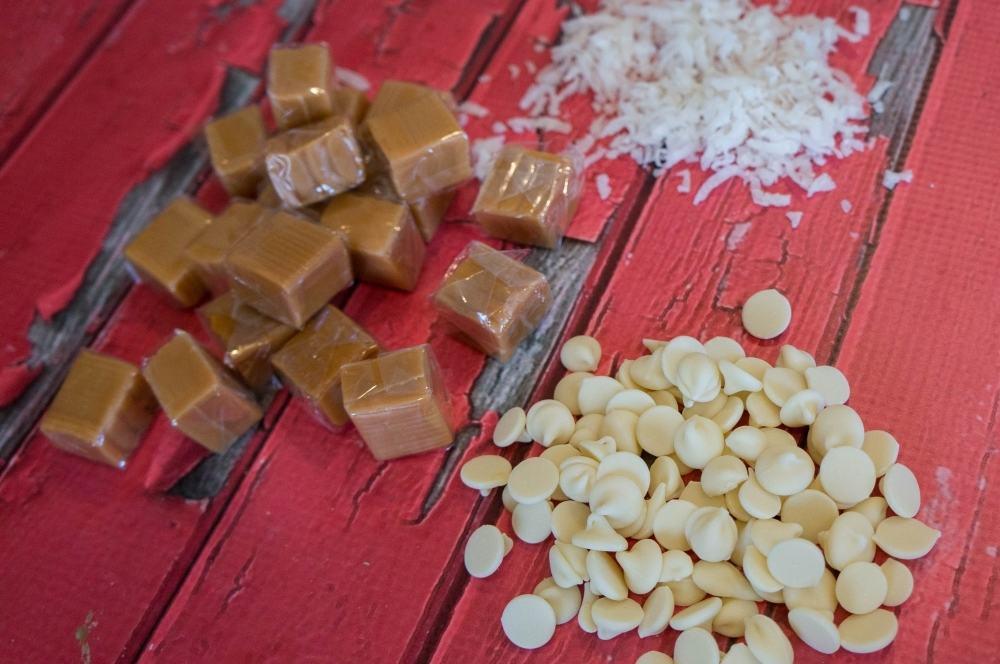 Coconut Caramels 00822