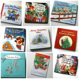 24 Book Countdown to Christmas