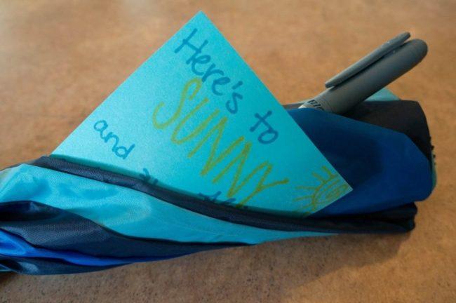 Umbrella Personalized Gift