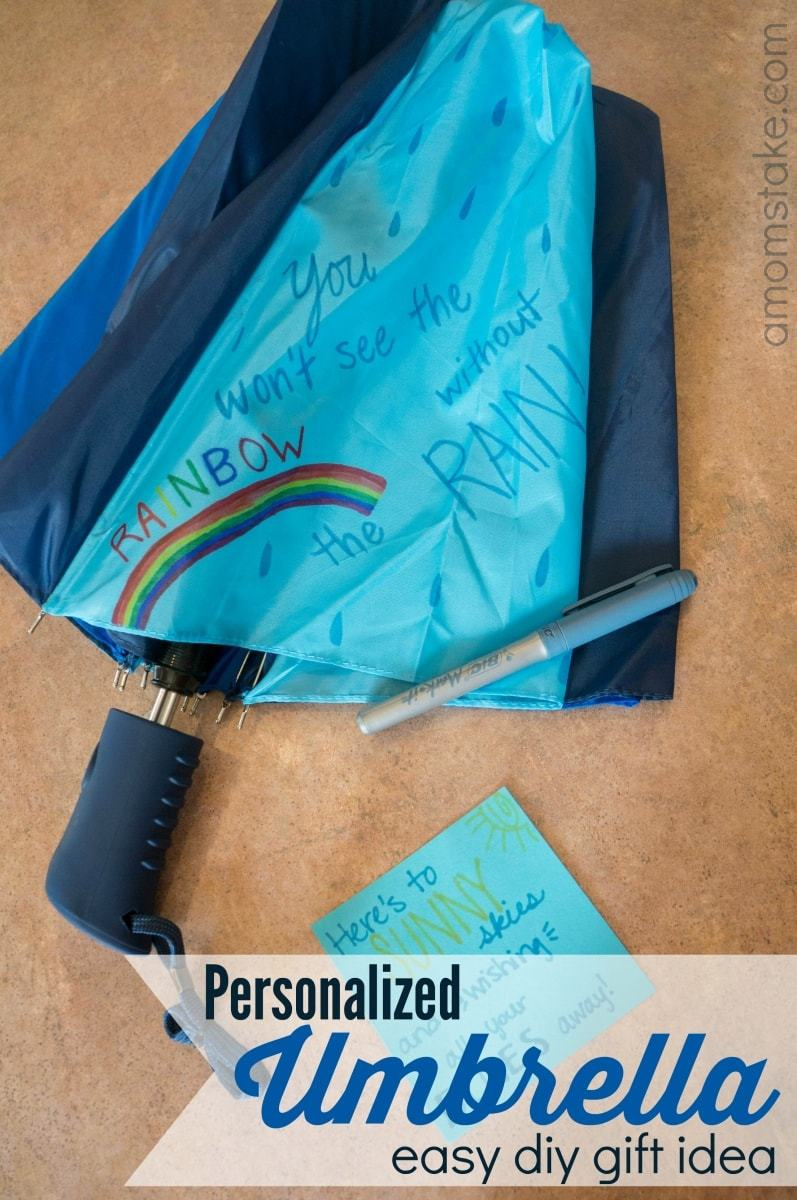 Umbrella Personalized Gift