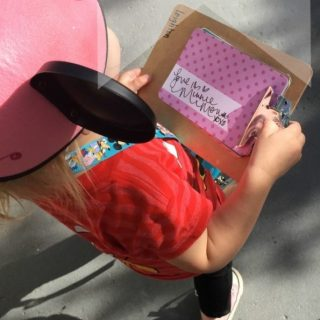 Disneyland With Toddler Tips and Easy Autograph Book DIY