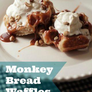 monkey bread waffles