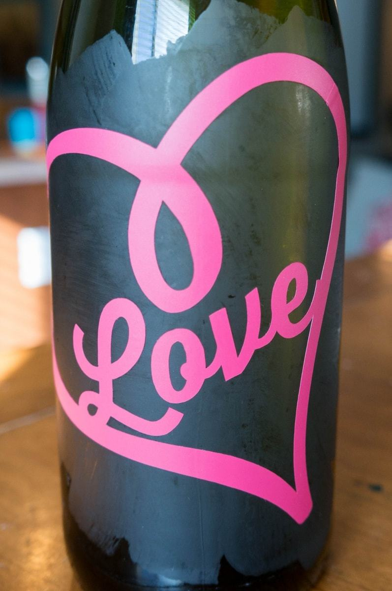 Love Bottle 00945